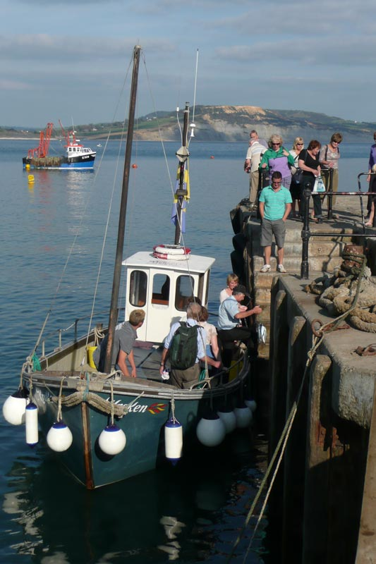 Nicks mackerel fishing and pleasure boat trips